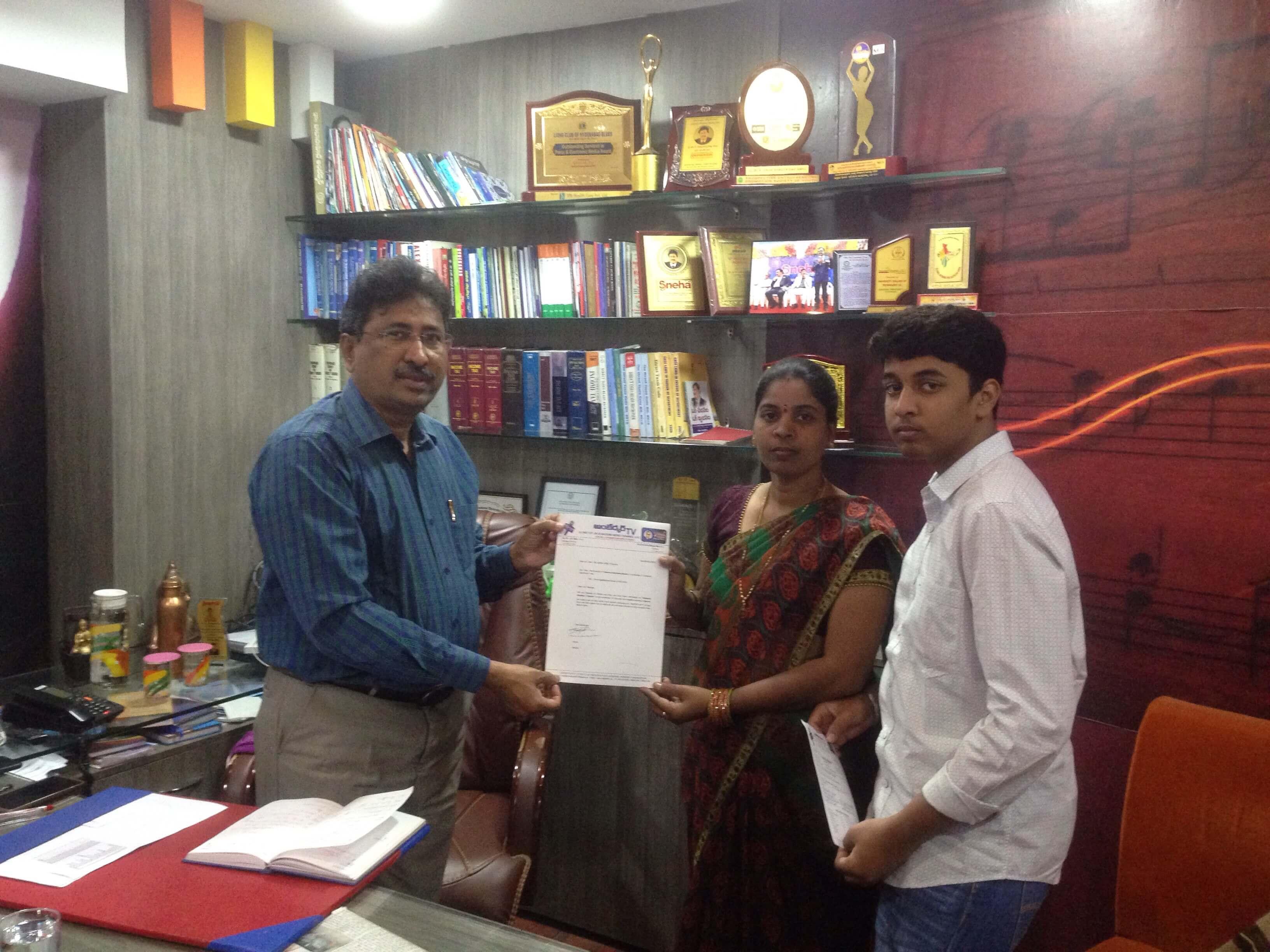 Smt. Usha Sree Thalka