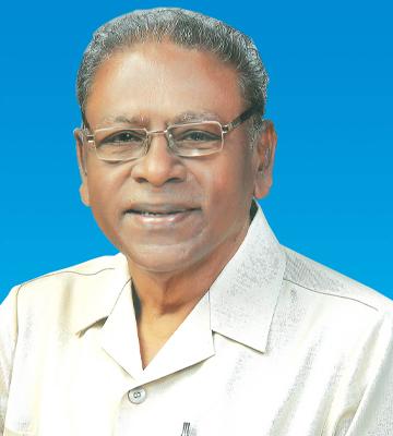 Sn.Dr.J.B.Raju,IIS(Retd)